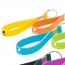 Silicon Keychain Wristband Loops Image 1