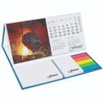 Promotional Calendar Pod With Sticky Notes