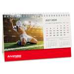 Panorama Easel Smart Calendar