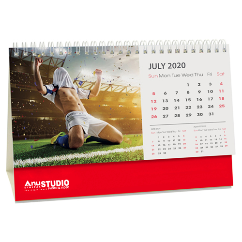 Panorama Easel Smart Calendar