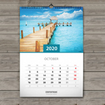 Economy Wall Smart Calendar