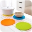Round Shaped Heat Resistant Silicone Coaster