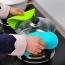 Round Shaped Heat Resistant Silicone Coaster Image 5