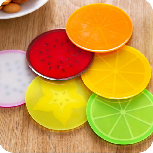 Fruit Design 6 Piece Drink Coaster Image 2