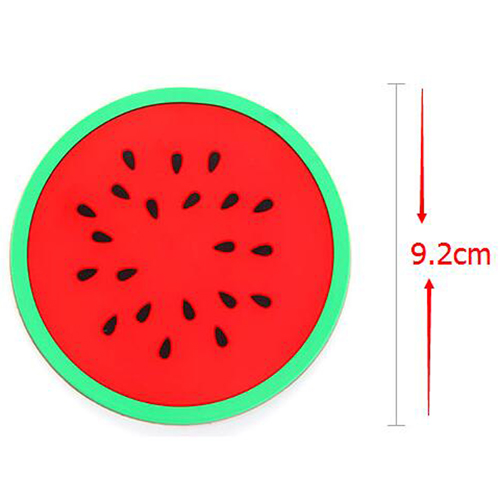 Fruit Design 6 Piece Drink Coaster Image 3