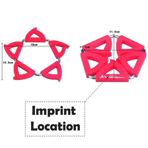 Folding Silicone  Imprint Image