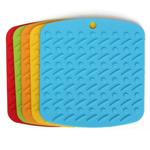 Silicone Insulation Lattice Mat Coasters