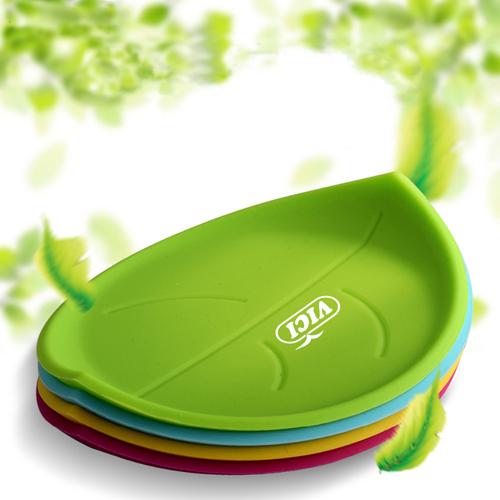 Leaf Silicone Coasters Image 1