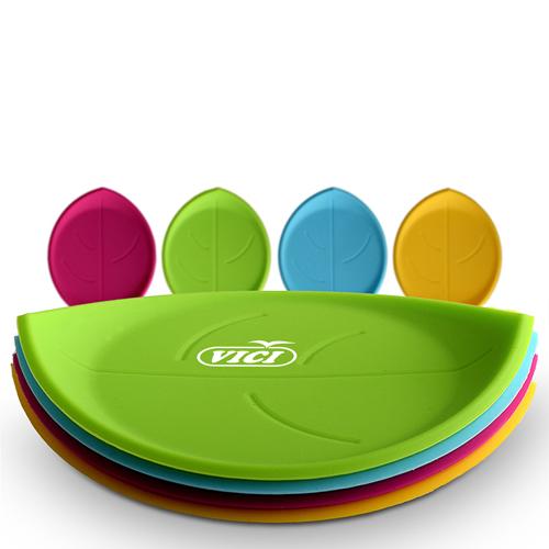Leaf Silicone Coasters Image 2