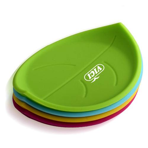 Leaf Silicone Coasters Image 3