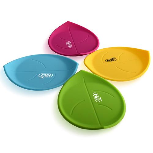 Leaf Silicone Coasters Image 4