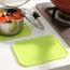 Rectangle Silicone Insulation Coasters Image 3