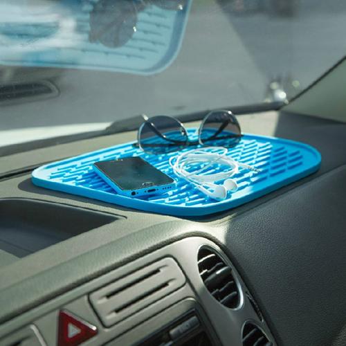 Rectangle Silicone Insulation Coasters Image 4
