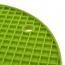 Round Plaid Silicone Coasters Image 5
