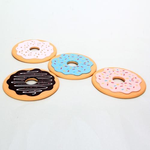 Round Donut Shaped Coaster Image 4