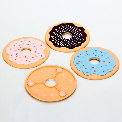 Round Donut Shaped Coaster Image 5