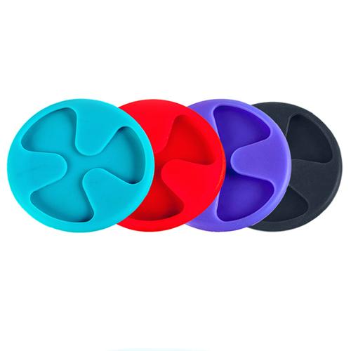Multifunctional Silicone Wine Coasters Image 3
