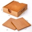 Wooden 5 In 1 Square Coaster Image 3