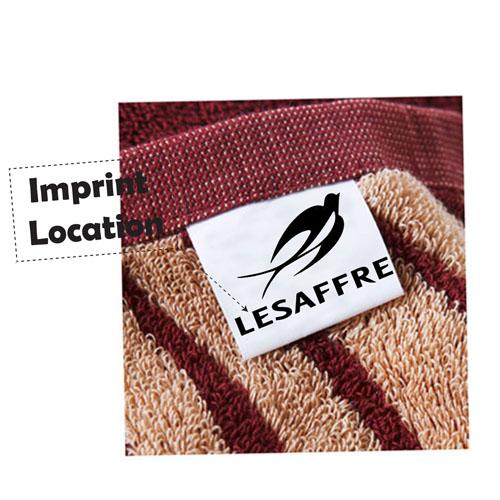 Sweat Absorbing Outdoor Towel Imprint Image