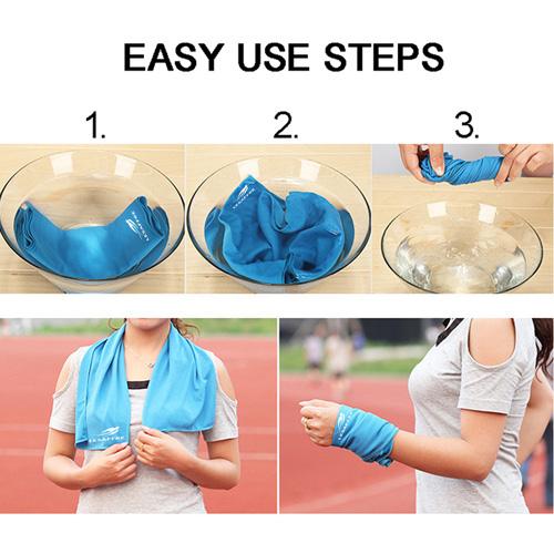 Multipurpose Skin Friendly Sport Towel Image 2