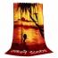 Cotton Beach Gym Towel Image 1