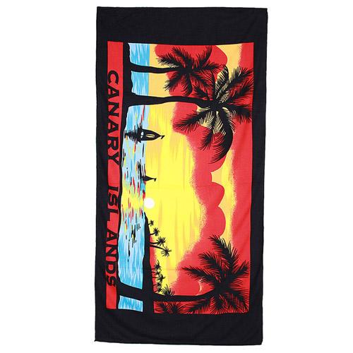 Cotton Beach Gym Towel Image 2