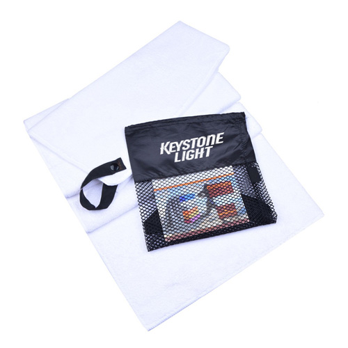 Ultra Absorbent Towel with Breathable Bag Image 1