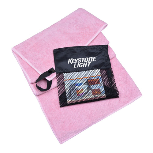 Ultra Absorbent Towel with Breathable Bag Image 2