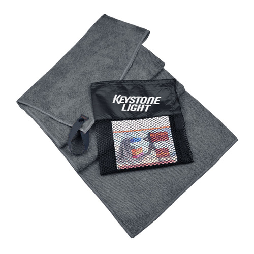 Ultra Absorbent Towel with Breathable Bag Image 3