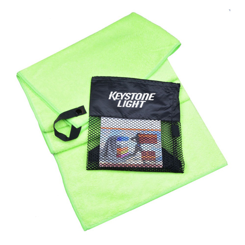 Ultra Absorbent Towel with Breathable Bag Image 4