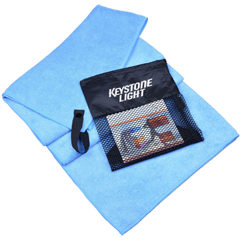 Ultra Absorbent Towel with Breathable Bag Image 5