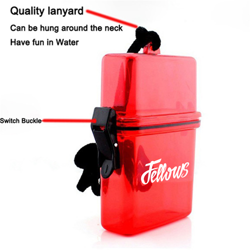 Outdoor Waterproof Plastic Box Container Image 3