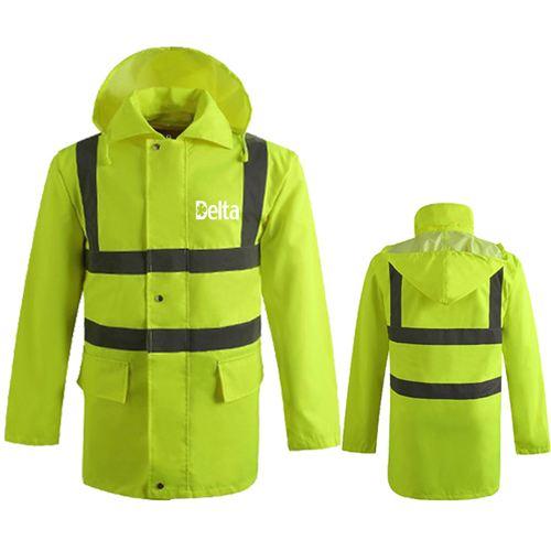 High Visibility Waterproof Rain Wear