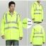 High Visibility Waterproof Rain Wear Image 1