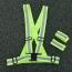 Wide Elastic Reflective Vest Image 1