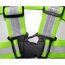 USB Charging LED Reflective Vest Image 3