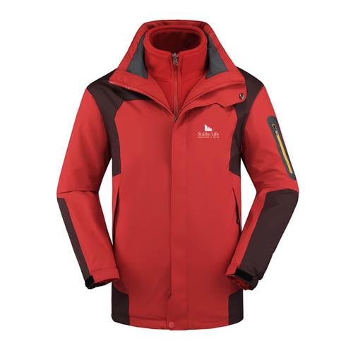 Two Piece Waterproof Outdoor Jacket Image 2