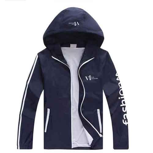 Sun Protection Light Thin Hooded Coat