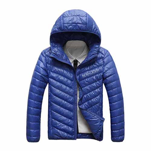 Fashionable Lightweight Windproof Men Coat