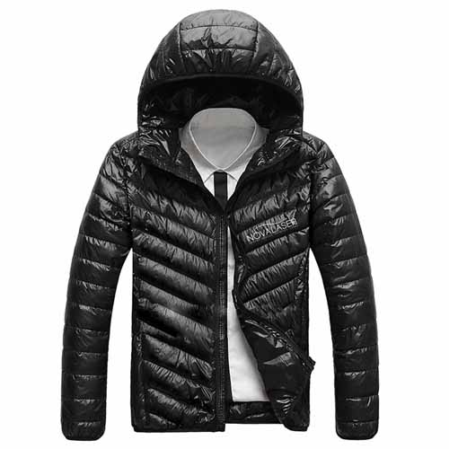 Fashionable Lightweight Windproof Men Coat Image 1