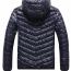 Fashionable Lightweight Windproof Men Coat Image 2