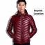 Fashionable Lightweight Windproof Men Coat Image 5