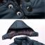 Plus Size Slim Fit Teenager Coats Image 4