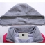 Womens Removable Hat Hooded Jacket Image 4