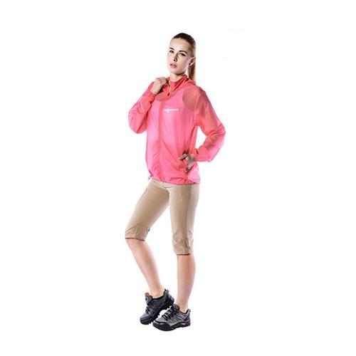UV Sunscreen Casual Hooded Jacket Image 2