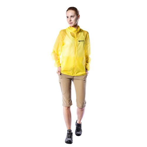 UV Sunscreen Casual Hooded Jacket Image 4