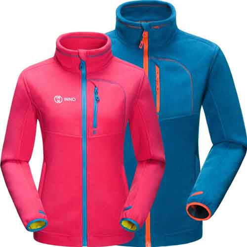 Outdoors Hiking Thicked Thermal Jacket