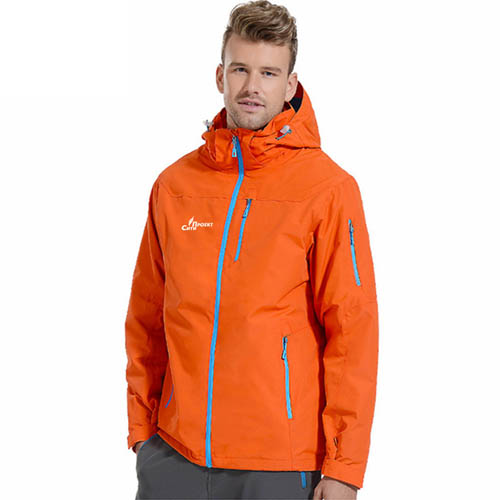 Hiking Climbing Softshell Jacket