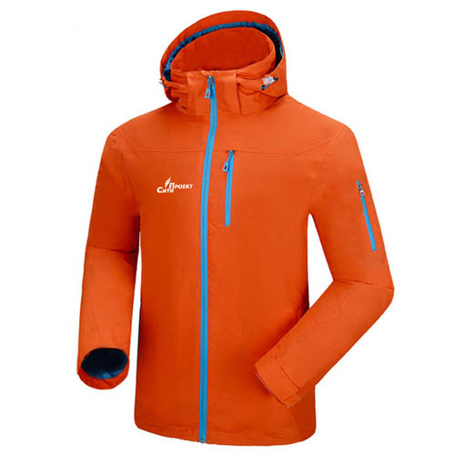 Hiking Climbing Softshell Jacket Image 2