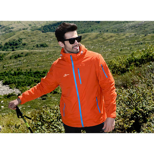 Hiking Climbing Softshell Jacket Image 4